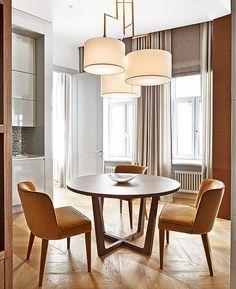 Проект TS-Design: сложная квартира в доме XIX века • Интерьеры • Дизайн • Интерьер+Дизайн
