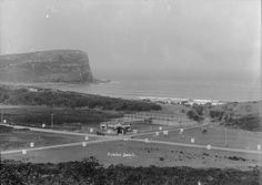 Avalon Beach,in the Northern Beaches region of Sydney (year unknown). Avalon Beach, North Shore, South Wales, Old Photos, Beaches, Sydney, Past, Australia, History