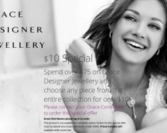 Here is an update you may not know | Pro-Ma Systems, Grace Cosmetics & Designer Jewellery Specials