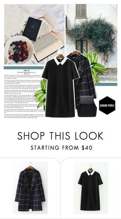 """Genuine people 6"" by mell-2405 ❤ liked on Polyvore featuring women's clothing, women, female, woman, misses, juniors and Genuine_People"