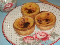 Bread and Butter.....: In ricordo di una bellissima vacanza....Pasteis de nata!!!