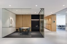 frameless glass partition shadowline details - Google Search