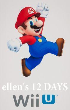 Hbo Tv Shows, Ellen Degeneres Show, Mario Kart 8, Wii U, Make You Smile, Comedians, Hilarious, 12 Days, Giveaways