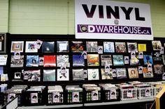 CD Warehouse Clyde