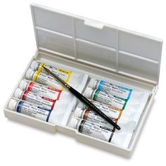 Winsor & Newton Artists' Watercolors Introductory Set. $60.15 at Dick Blick