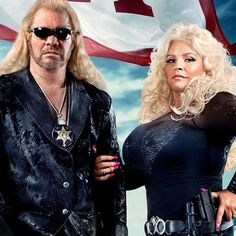 EXCLUSIVE: Duane 'Dog' Chapman and Beth Smith Talk Dog and Beth: On the Hunt -- The Dog the Bounty Hunter stars will help up and coming bounty hunters build a thriving business in this new CMT series, debuting Sunday, April 21st. -- http://wtch.it/2SGo1