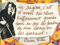 oscar wilde, citation                                                                                                                                                                                 Plus