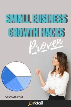 Small business Growth Hacks that really works-- Proven tips. As a business owner, growing your company is one of your top priorities, but as a small-business founder, you know what a challenge it can be: You may lack the budget for big marketing campaigns or the time to focus on growth when there are so many other aspects you have to manage. Online marketing #smallbusinessgrowthhacks #orktail Effective Marketing Strategies, Online Marketing Strategies, Digital Marketing Strategy, Digital Marketing Services, Business Marketing, Social Media Marketing, Marketing Techniques, Marketing Professional, Writing Services