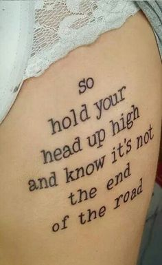 Trust me, hold ur head up! and stay strong.