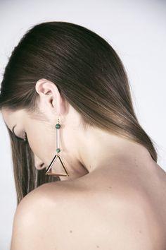 HIDDEN LINES FW2015  photo: Alma Štrkljević model: Anita Lijić/Talia make up: Katja Filipović