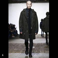WONJUNG JO for DIESEL BLACK GOLD ❤️ #diesel #fashion #fashionmodel #models #model #thefashionmodelmanagement @dieselblackgold