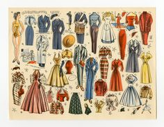 78.6394: Marinelotte Lene | paper doll | Paper Dolls | Dolls | Online Collections | The Strong