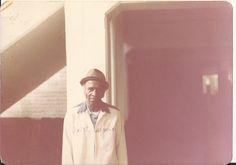Legendary Comiskey Park clothesman Charlie Porter. 1975.