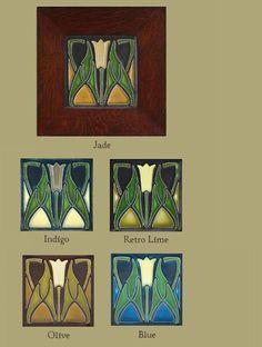 Lotus 4 Tile