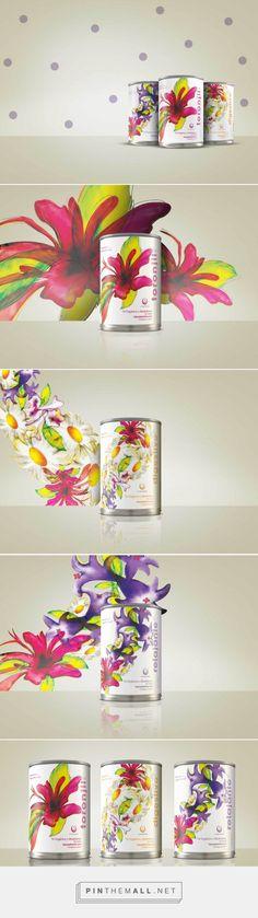 teas — The Dieline - Branding & Packaging