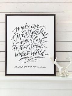 """Love Art - """"Make Our"""