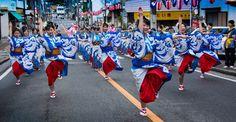 牛深ハイヤ祭り2014 - ミミ子の日記