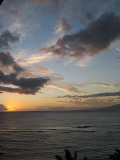 Day 15...sunset (Maui)