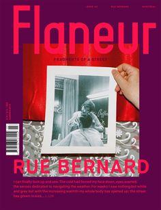 Flaneur Magazine, Issue Three