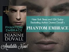 "Cat's Reviews: ""Phantom Embrace"" (Dianne Duvall) RELEASE BLAST wi..."