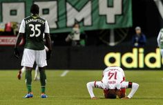 Photos: Timbers rally to tie Red Bulls 3-3.