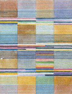 Gunta Stolzl German textile artist, played a fundamental role in the development of the Bauhaus school's weaving workshop Bauhaus textiles Art Bauhaus, Bauhaus Textiles, Bauhaus Design, Interior Bauhaus, Architecture Bauhaus, Textile Fiber Art, Textile Artists, Fabric Design, Pattern Design