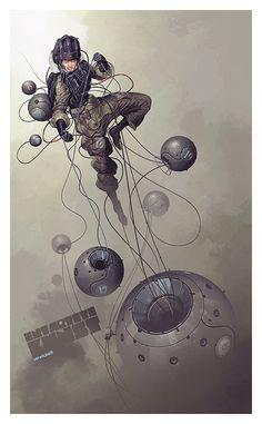 Stunning Illustrations by DerekStenning https://www.facebook.com/pages/EXPONLINE/141220162699654
