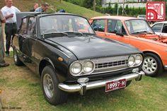 Isuzu Bellet Sedan GTじゃないのはレアですな〜。