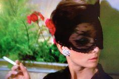 Audrey Hepburn, Givenchy lace