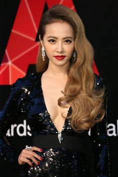 """Jolin Tsai is a Taiwanese singer, songwriter, dancer, actress and entrepreneur. She's quite the powerhouse artist and fashion icon, often referred to as the """"Queen of C-pop"""", """"Asia's Dancing Queen"""" and """"Asian Madonna."""""""