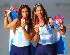 El remo argentino logró otra clasificación para Londres 2012
