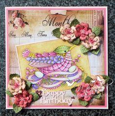 craftliners: Happy Birthday