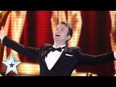 See Impressionist Jon Clegg's star-studded Final | Britain's Got Talent 2014 Final - YouTube