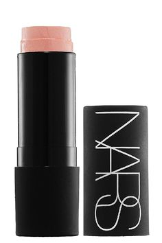 """""""I love NARS multiples, especially South Beach,"""" says Vincent. """"[They allow] for flawless skin and [let] the wearer create an easy and wearable look, or develop a more dramatic look with a simple swipe across the eye, lip, or cheekbone."""" Just blend with your fingers to create shimmery accents anywhere on the face or body."""