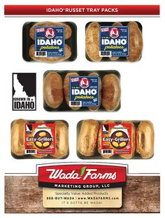 Wada Farms - Tray Packs