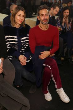 See the latest looks from the front row of New York Fashion Week here!