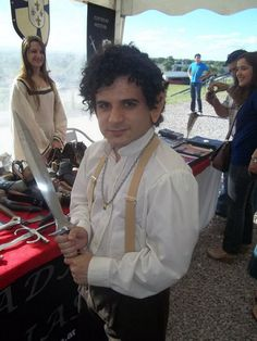 Frodo, Lord of the Rings. Comic Con 2012 (San Luis, Argentina).