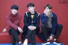 [PIC] 170106 Woollim Naver Post Update : 2017 Season's Greeting Making 2 - #INFINITE Sungyeol, Sunggyu & Myungsoo . . . v.7WorldINFINITE