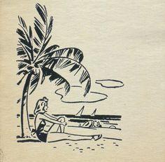 drawings of bunnys Retro Illustration, Character Illustration, Vintage Cartoon, Vintage Art, Artsy Photos, Cute Disney Wallpaper, Art Corner, Vintage Hawaii, Elements Of Art