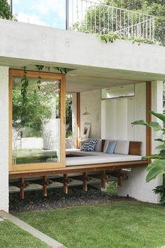 Architecture Awards, Interior Architecture, Interior And Exterior, Interior Design, Brisbane Architecture, Natural Architecture, Flur Design, Australian Architecture, Australian Homes