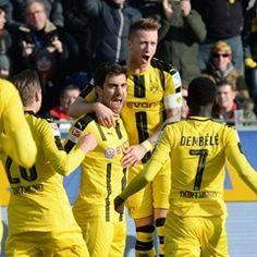 Bundesliga - Matchday 22 - SC Freiburg vs Borussia Dortmund