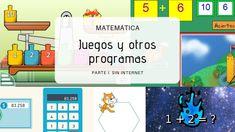 Juegos y otros programas Matemática - Parte I - * Blog Educación Primaria * Software Libre, Tupperware, Games, Blog, Math Games, Curriculum Design, Learning Shapes, Digital Literacy, Math Books