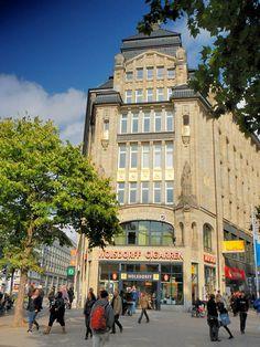 Kontorhaus Seeburg, Spitalerstraße, Hamburg
