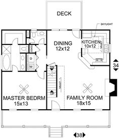 Plan 57130HA: Earth Berm Home Plan with Style | Hobbit hole and ...