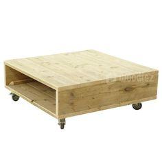 Steigerhouten meubels op maat gemaakt kopen   Woodiez Pallet, House, Furniture, Bar, Home Decor, Shed Base, Decoration Home, Home, Room Decor