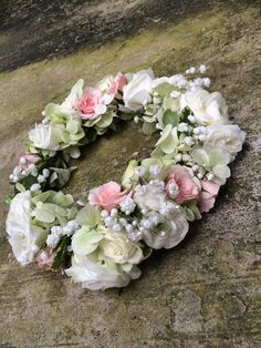 The perfect accessory...a floral crown by Furst