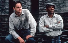 One of my absolute favourite films - The Shawshank Redemption!