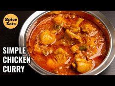 തിരക്കുള്ള സമയങ്ങളിൽ എളുപ്പത്തിൽ കുക്കറിൽ ഒരു അടിപൊളി ബിരിയാണി ll Easy Biriyani - Invidious Tasty Chicken Curry, Kerala Chicken Curry, Best Chicken Curry Recipe, Chicken Breast Curry, Chicken Korma Recipe, Chicken Masala, Chicken Gravy, Chicken Recipes, Indian Chicken