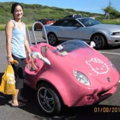 Whats Is This Hello Kitty Car