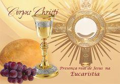 O DIÁRIO DE DEUS: Corpus Christi